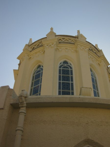 Béthanie chapel exterior