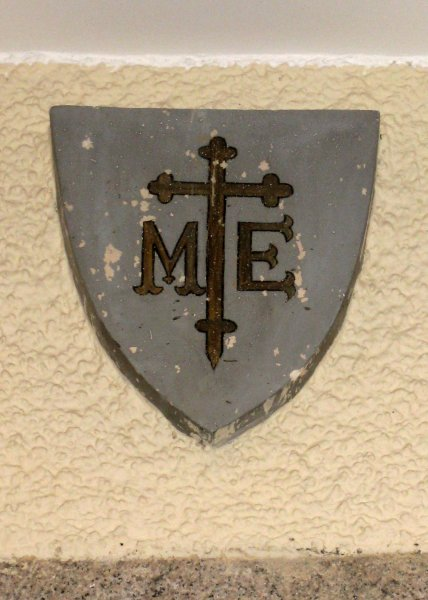 Missions Etrangères de Paris shield