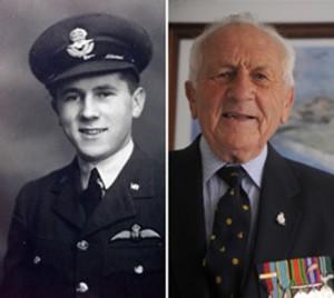 Squadron Leader Tony Pickering